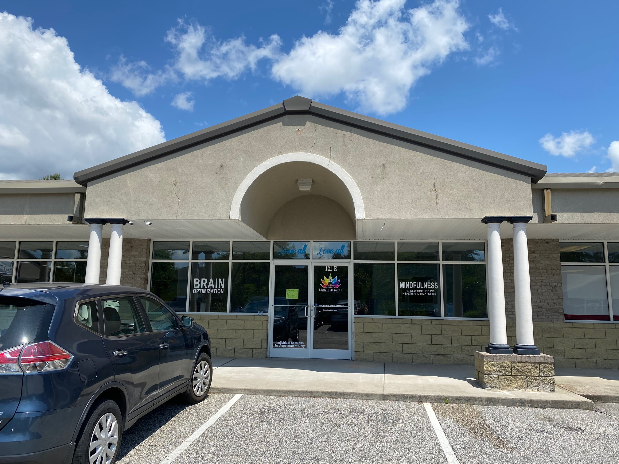 Lease Space in Carolina Forest