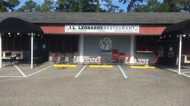 J L Leonards Restaurant, Garden City, SC