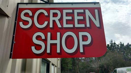Screen Shop Business For Sale