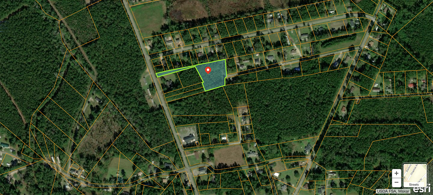 2+ Acres of Land