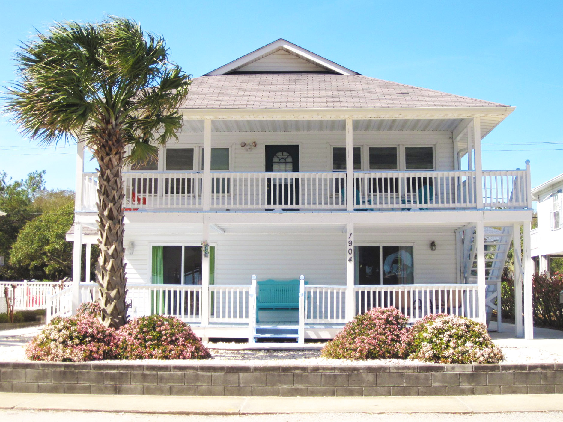 2nd Row Duplex – North Myrtle Beach