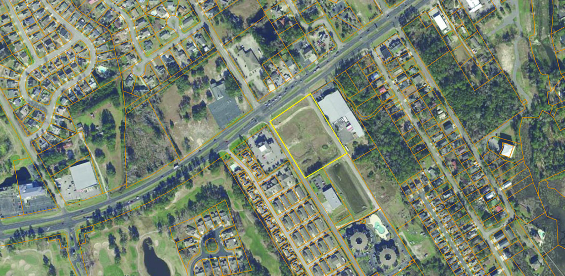 3.81 Acres in Little River