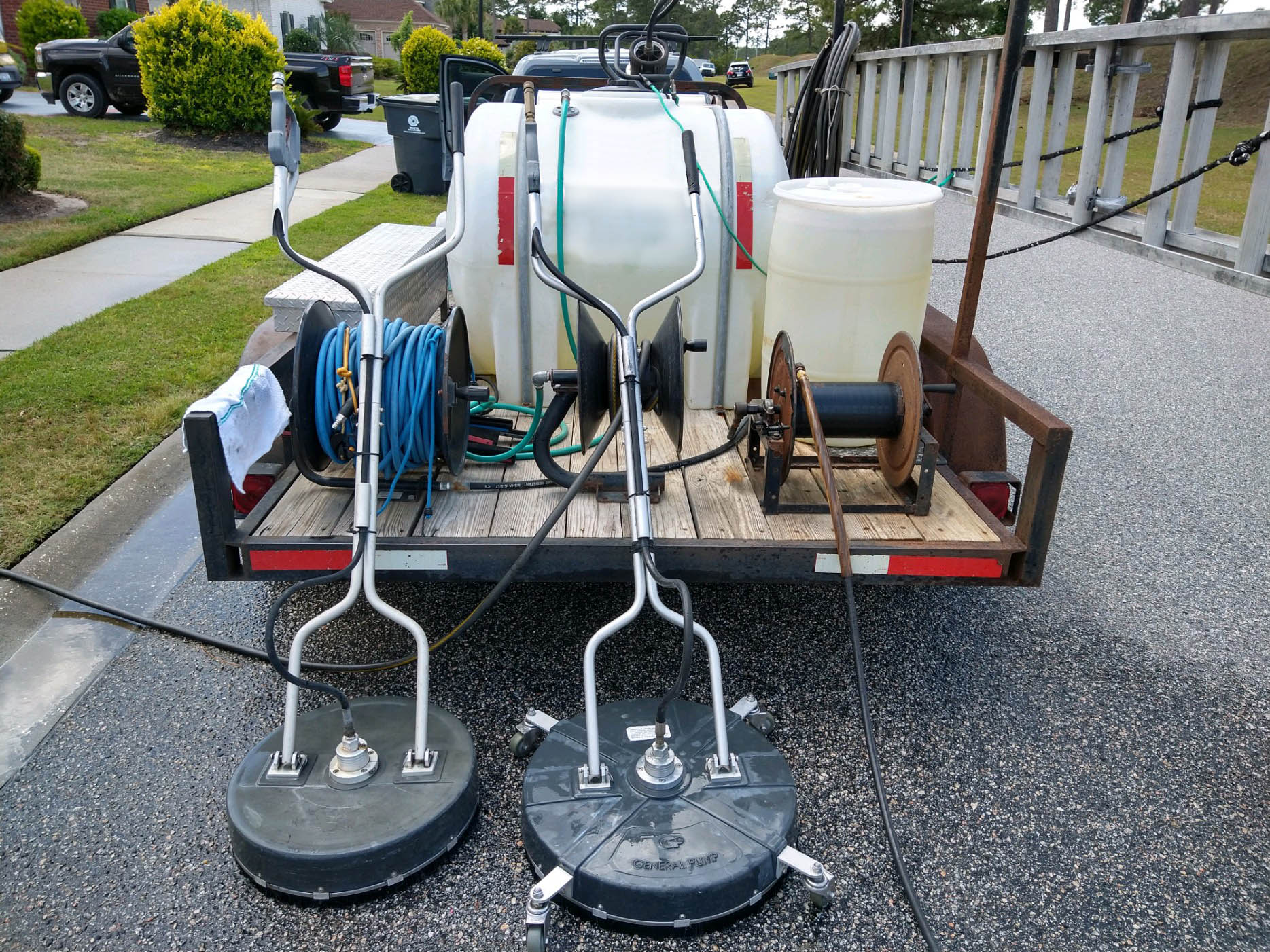 Pressure Washing Business for Sale